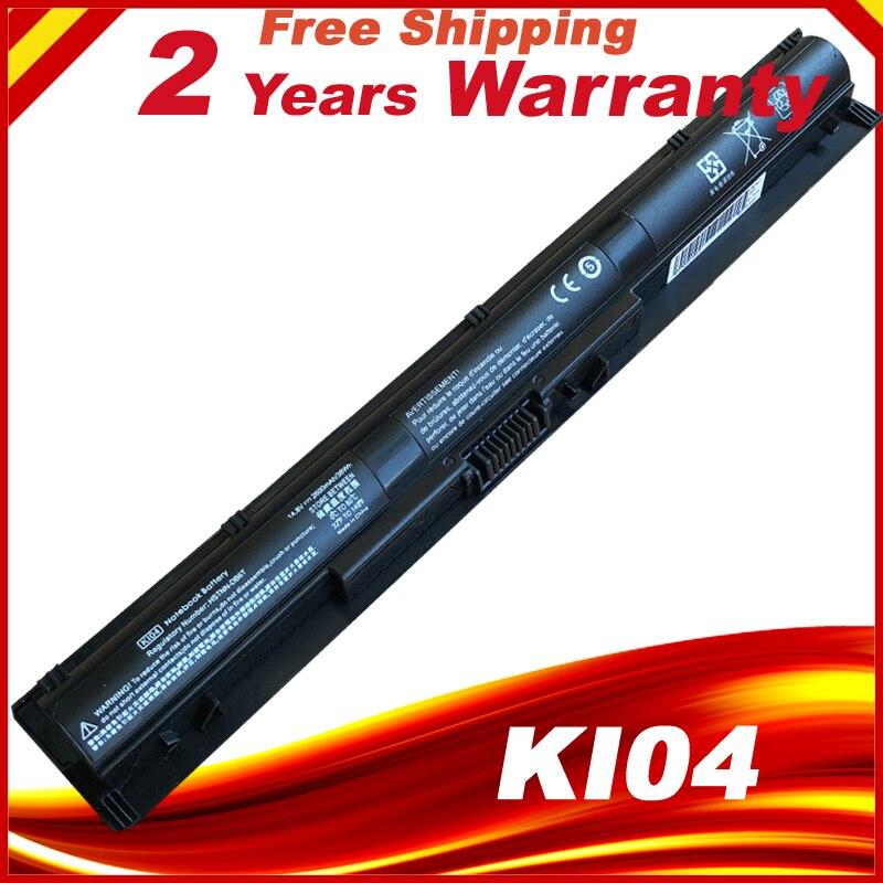 A HSW New-OEM-KI04-Laptop-Battery-For-HP-Pavilion-14-15-17-AB000-HSTNN-LB6S-800049-001