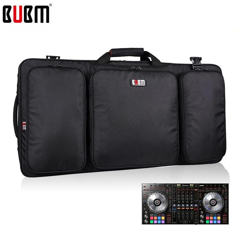 BUBM portable bag for DDJ SZ controller bag/DJ Gear case storage organizer turntables devices bag недорого