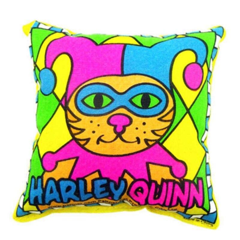 Nuevos gatos de juguete de carga fina almohada para mascotas juguete para gatos mascotas gato gordo juguete gatito gato gordo con Catnip Catmint