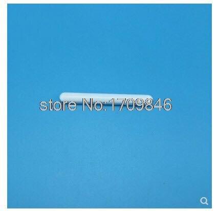 2 قطعة PTFE C60 60 مللي متر * 9 مللي متر المغناطيسي النمام خلاط بقضيب
