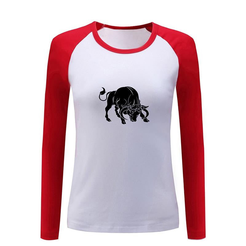 Constelação de Libra Áries Touro Gêmeos Leo Tatuagem Tribal Símbolo & Característica Tribal Projeto Senhora das Mulheres T-Shirt Impressão T Gráfico