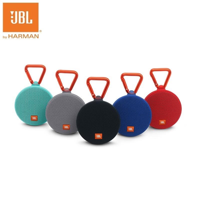 100% Brand New Original JBL Clip 2 Go Portable Outdoor Mini Wireless Speaker IPX7 Waterproof Bluetooth Speaker With Clip