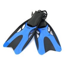 Adultes natation palmes Silicone réglable chaussures de plongée longue Submersible professionnel plongée en apnée pieds monofin plongée palmes
