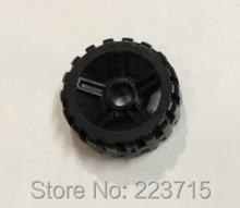 *20x8mm Wheel* JH186 20pcs DIY enlighten block brick part No. Compatible With Other Assembles Particles
