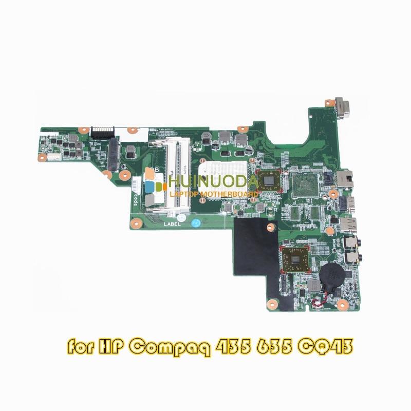 NOKOTION 646982-001 para HP Compaq 435 635 CQ43 laptop motherboard DDR3 HD4200