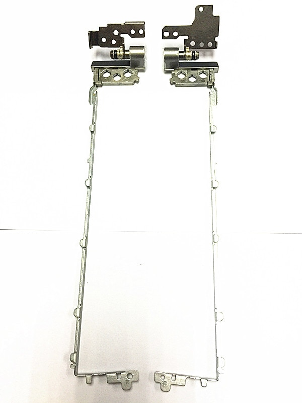 Nuevas bisagras LCD para IBM para Lenovo para THINKPAD T460P BT463 SZS-L SZS-R AM10A000400 AM10A000300 BT463-L BT463-R conjunto de bisagras LCD
