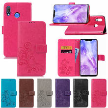 Luxury Flip Wallet PU Leather Case For Huawei Nova 3 Phone Bag With Magnet Card Holder Fundas Cover For Huawei Nova 3 Nova3 Capa