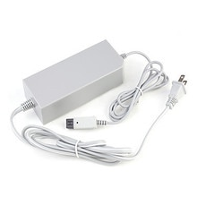 HobbyLane US wtyczka Adapter AC dla nintendo Console Gamepad wtyczka US do ładowarki na Wii zasilania d25