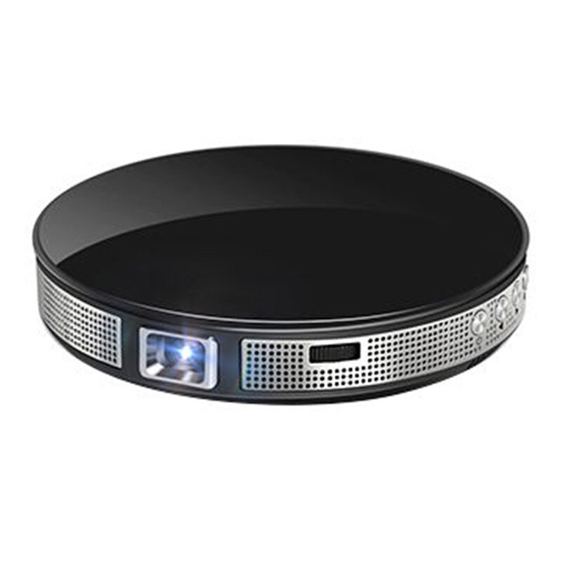 "2018 новый выпущенный беспроводной Cube Wifi мини DLP Pico проектор, 120 ""дисплей/100 люмен/WiFi/Micro SD/HDMI/1080 P"