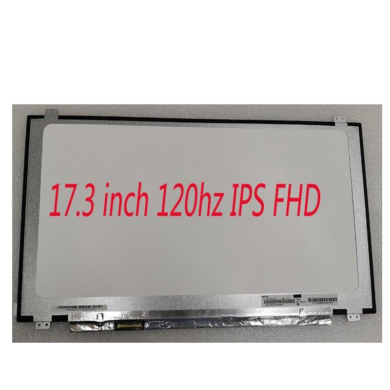 """Para portátil 17,3"" lcd matriz N173HCE-G32 LCD Pantalla de 40 pines 120 HZ IPS FHD 1920x1080 Panel replacement"