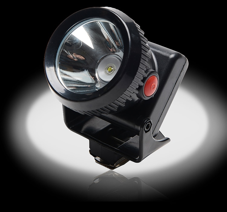 LED Headlight Mining Light Headlamp With Color Lens,Free Shipping enlarge