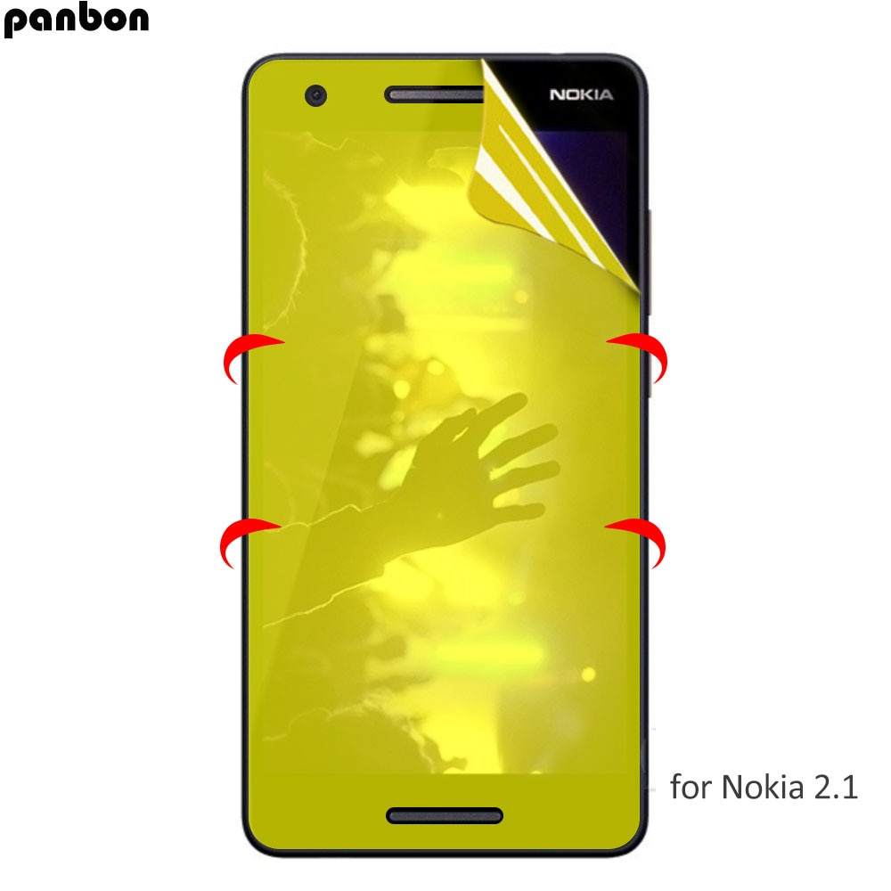 Hydrogel Film For Nokia 3 3.1 2.1 Nano film Explosion-proof Full Coverage cover For Nokia 2.1 3.1 Sc