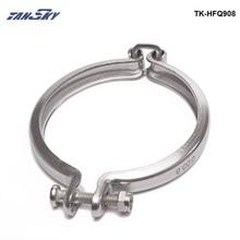 Turbocompresseur Turbine pince déchappement 90.8mm TD05 TD06 Turbo bride pour Subaru TK-HFQ908