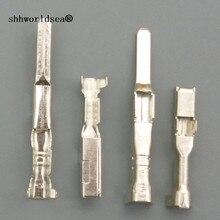 Shhworldsea-borne de fil à sertir   Pour voiture, mâle et femme, bornes séries 2.2, pour HYUNDAI KIA pour VW 2.2 & 4, 20 pièces mm