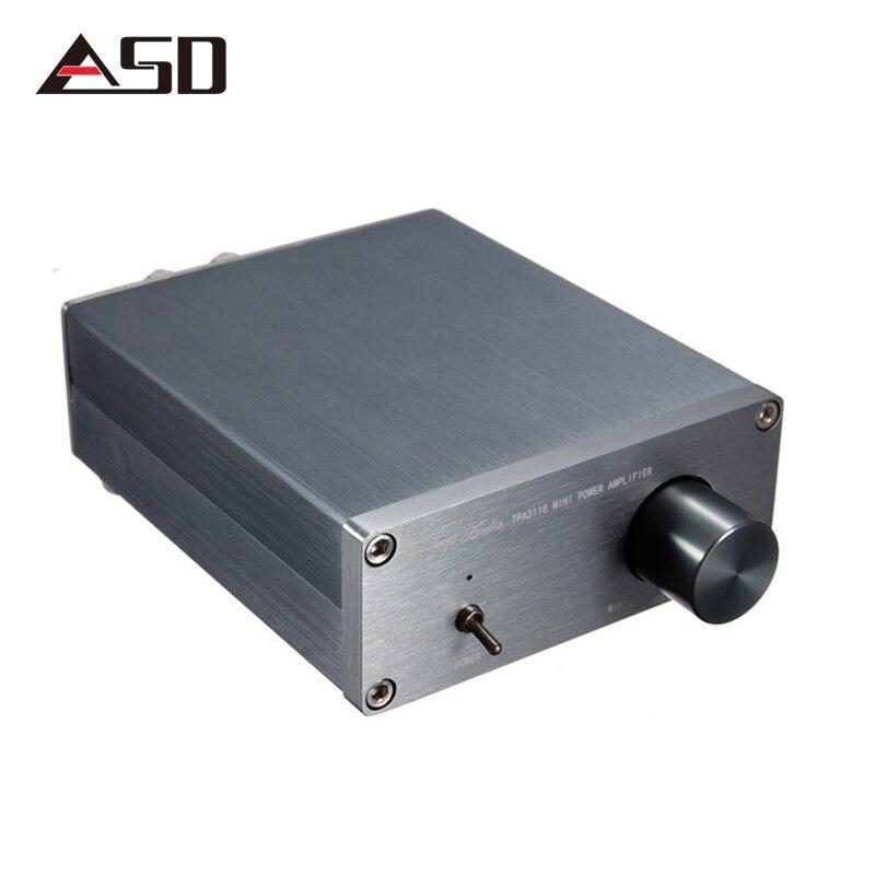 Breeze Audio BA100 усилитель класса d аудио hifi усилитель мощности мини tpa3116 портативный усилитель звука 50 Вт усилители