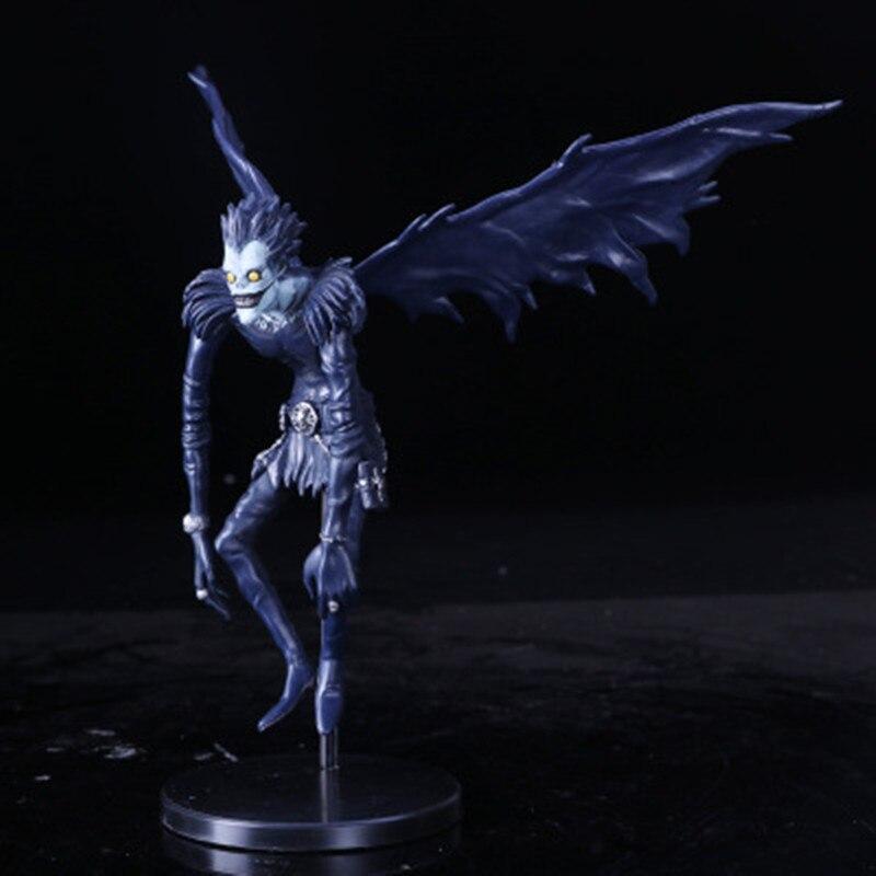 2019 nuevo 15cm Death Note Deathnote Ryuk Ryuuku Rem 18cm-15cm estatua figura de juguete suelto nuevo X'mas juguetes para niños Juguetes