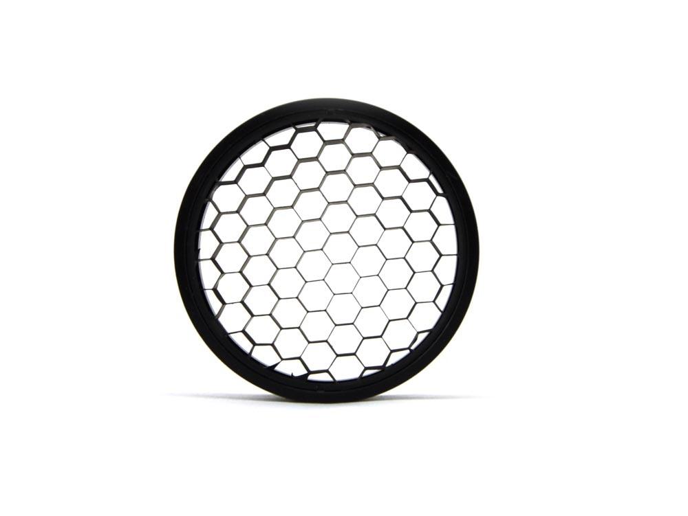 Visera Visionking de aluminio de nido de abeja Killflash ajuste para Visionking 6-25X56/10-40X56 Rifle lente de alcance sol capucha de alta calidad