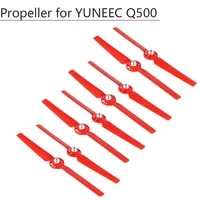 248pcs yuneec q500 propellers blades cw ccw self tightening props self locking quick release yuneec typhoon drone accessorie