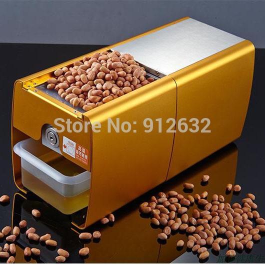 Cold peanut oil Pressing Machine Oil presser home use oil pressing machine peanut oil press machine