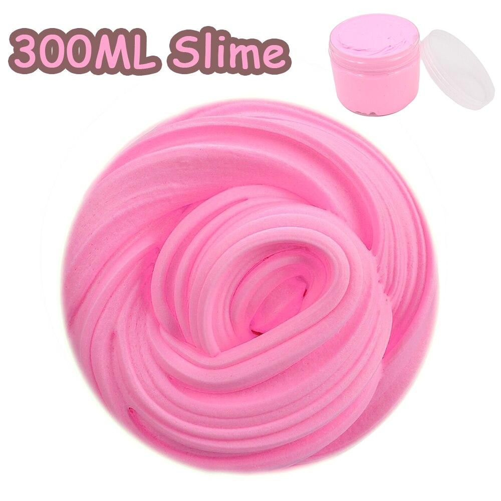 Воздушная слизи-игрушка, 300 мл, большая коробка, глина, Floam Slime, Ароматизированная антистресс, детская игрушка, шламовая хлопковая глина, игрушки, принадлежности для пластилина