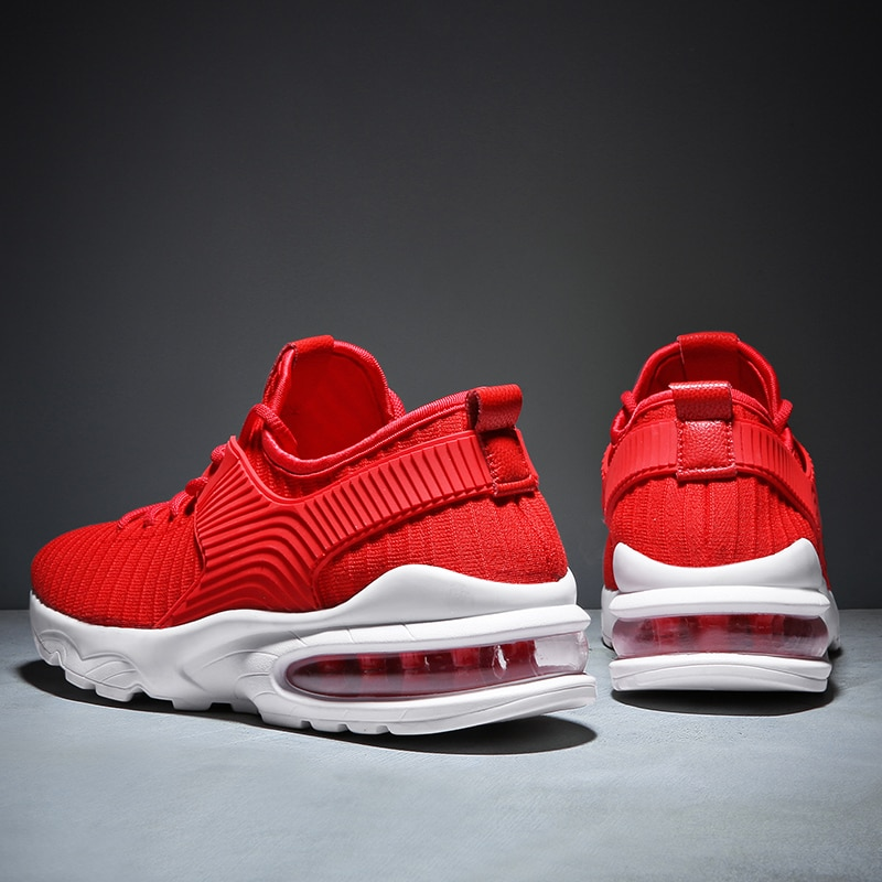 Купить с кэшбэком 2019 New Mesh Men Casual Shoes Lac-up Men Shoes Lightweight Comfortable Breathable Walking Sneakers Tenis Feminino Zapatos