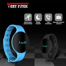 H8 inteligentna bransoletka na rękę z Bluetooth bransoletka fitness krokomierz bransoletka Cicret zegarek kobiety Smartband aktywny Tracker na telefon Relojes