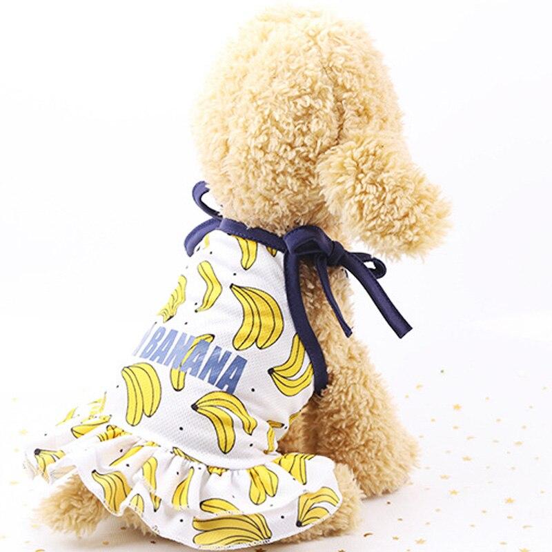 Hawaii Style Dog Beach Dress Tutu Skirt Summer Dog Pet Cat Lover Clothes For Chihuahua Dog Shirt Vest Dog Coat jacket Costume