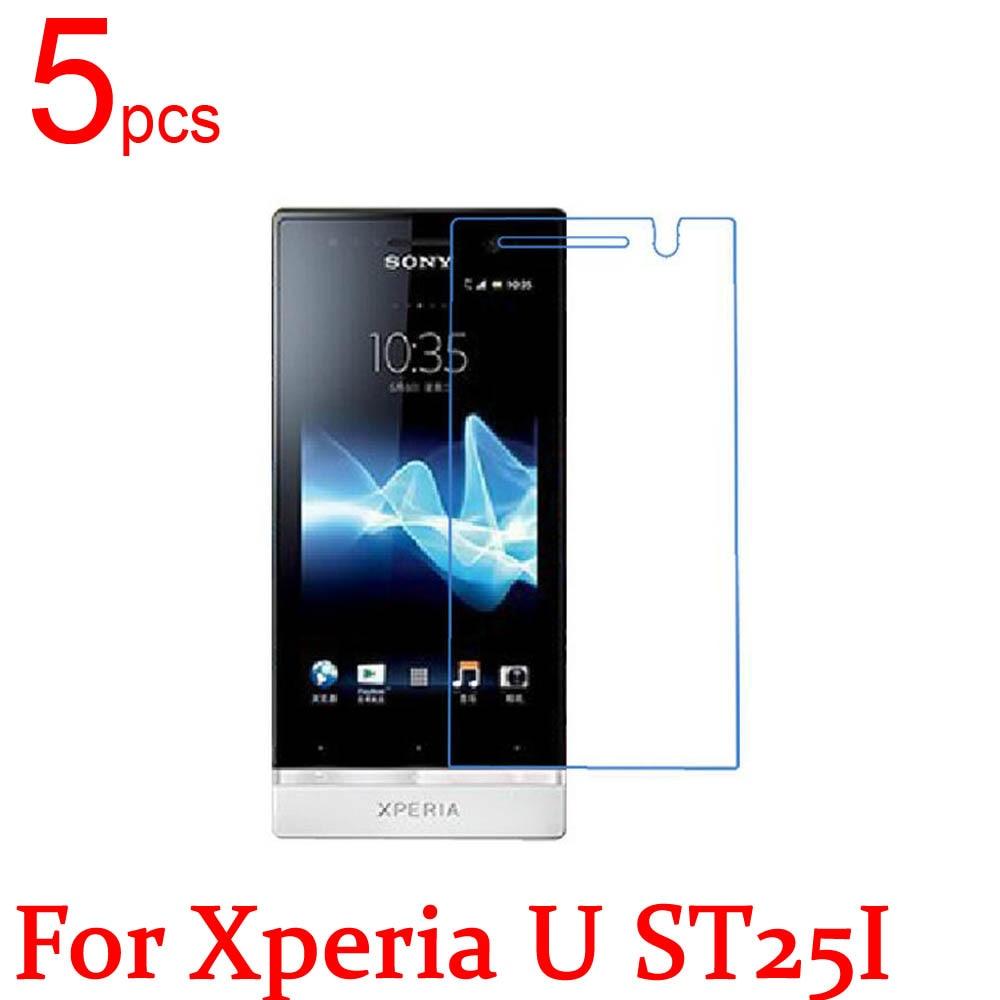 Protector de pantalla LCD para Sony Xperia U ST25I J ST26i ST26A,...