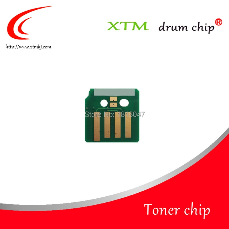 006R01457 006R01458 006R01459 006R01460 Toner chip para Xerox WorkCentre 7120, 7125, 7220, 7225 restablecer cartucho de impresora láser