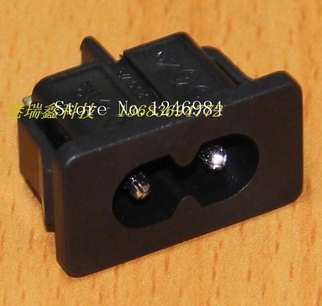 [SA]STEDAY AC منفذ AC الطاقة المخرج موصل المقبس صغيرين الطابع النواة مرحلتين موصل المقبس 2121-PS-100 قطعة/الوحدة