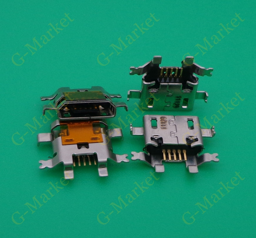 100 قطعة/الوحدة USB شحن المقبس جاك ، USB تاريخ ميناء ، USB جاك ، USB الذيل التوصيل ل HTC واحد T328W T328D T328T