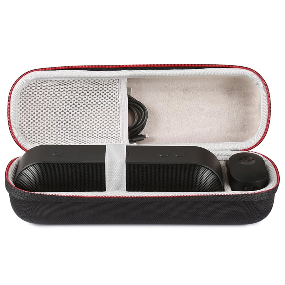 Nueva funda de bolsa dura EVA para Apple Dr. Dre Beats Pill + Pill Plus Altavoz inalámbrico portátil Bluetooth caja de almacenamiento de viaje