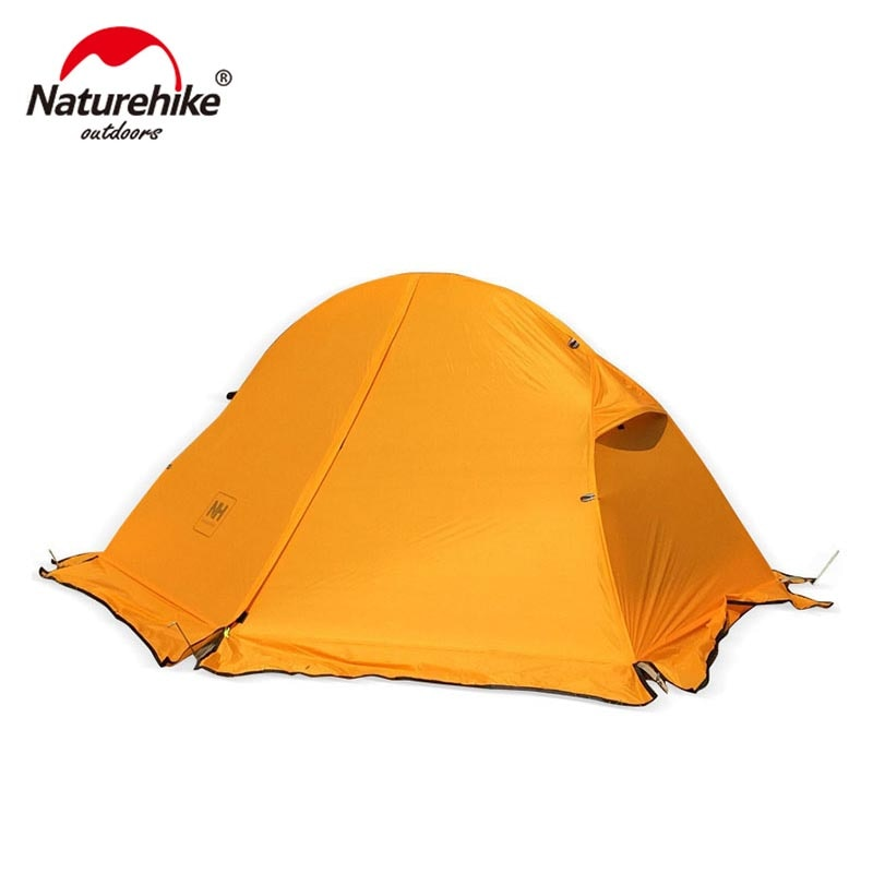 Naturehike Cycling Backpack Tent Ultralight 20D/210T For 1 Person Camping  NH18A095-D