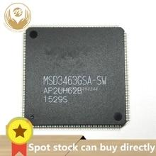 Spot MSD3463GSA-SW MSD3463GSA MSD3463G MSD3463 QFP 1PCS