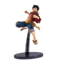 Anime BWFC Figur Banpresto Welt Figur Kolosseum Spezielle Affe D Luffy Shirahoshi Marco Modell Figuren Spielzeug T30