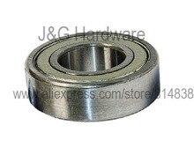 MR126ZZ Bearing 6x12x4 Shielded Miniature Ball Bearings 100 pieces
