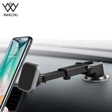XMXCZKJ Ventouse Télescopique Universelle Pour iPhone 11 Support De Téléphone Magnétique De Voiture Pare-Brise Tableau De Bord Support Magnétique Pour iPhone