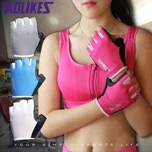 Nouveau femmes/hommes formation gants de gymnastique musculation Sport Fitness gants exercice haltérophilie gants hommes gants femmes S/M/L TT