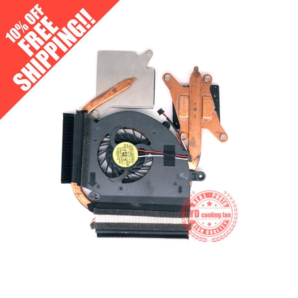 Вентилятор охлаждения для ноутбука SAMSUNG RC530 RC730, радиатор RF510, DFS651605MC0T FA57, F8V7-2, BA81-11008B