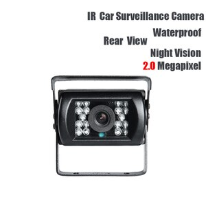 AHD 2.0MP Rear View Camera DC12V  for Vehicle Truck Lorry Bus Reverse Backup Camera Waterproof IR Night Vision Outdoor