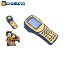 2G GPRS 3G WCDMA Real Tijd Vingerafdruk Verificatie Klokken Apparaat Rfid-lezer voor Patrouille