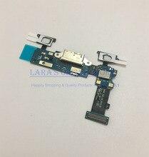 Para samsung galaxy s5 SM-G900F/h/v/m/d porta usb placa filha com teclado de toque porto de carregamento cabo flexível + microfone