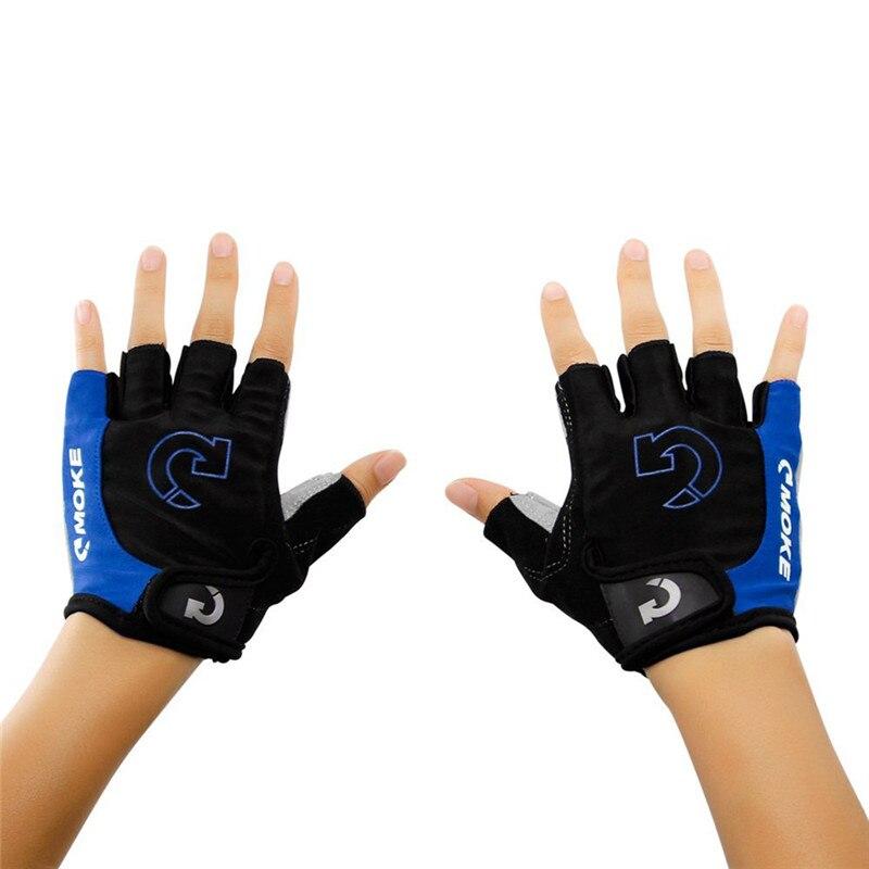 Мужские перчатки для велоспорта, удобные перчатки для велоспорта, противоскользящие Гелевые перчатки для езды на мотоцикле, MTB, дорожный ве...
