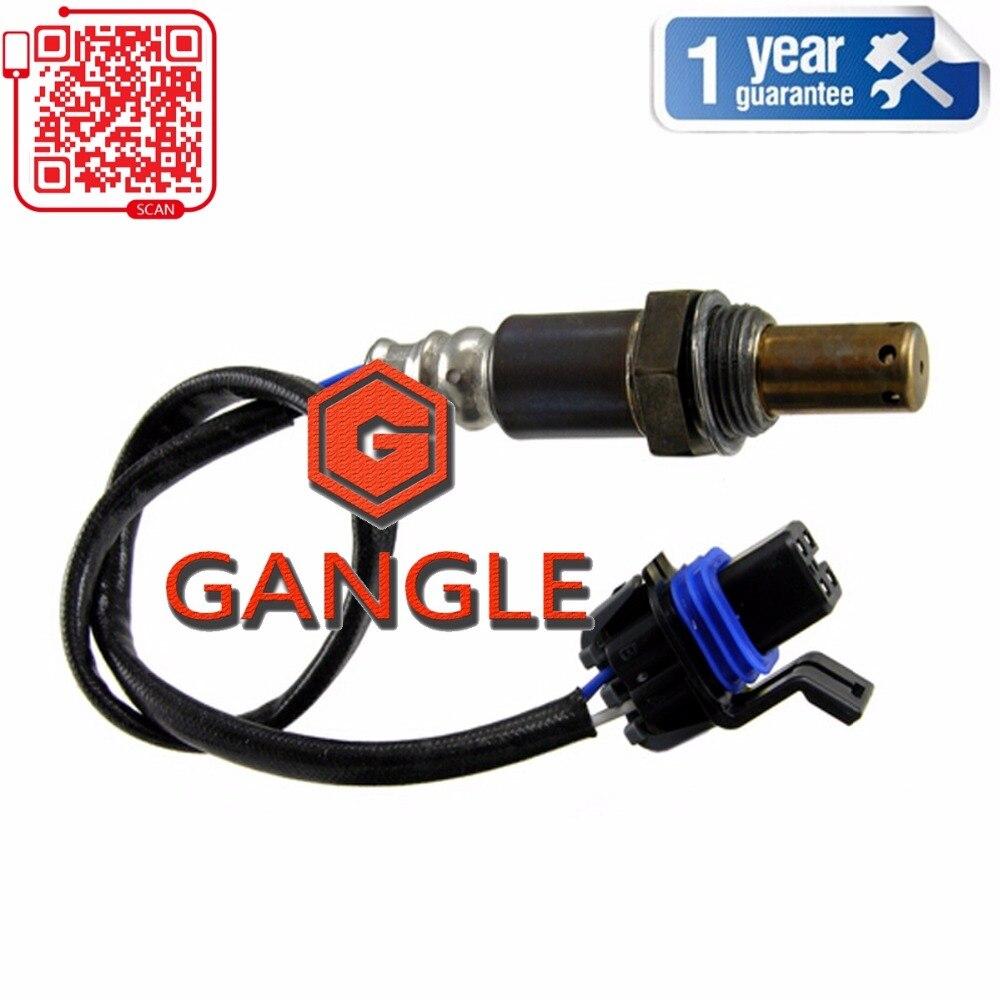 Para 2006 2007 GMC Yukon 4.8L 5.3L 6.2L GL-24337 Sensor De Oxigênio 12589321 12597989 234-4337