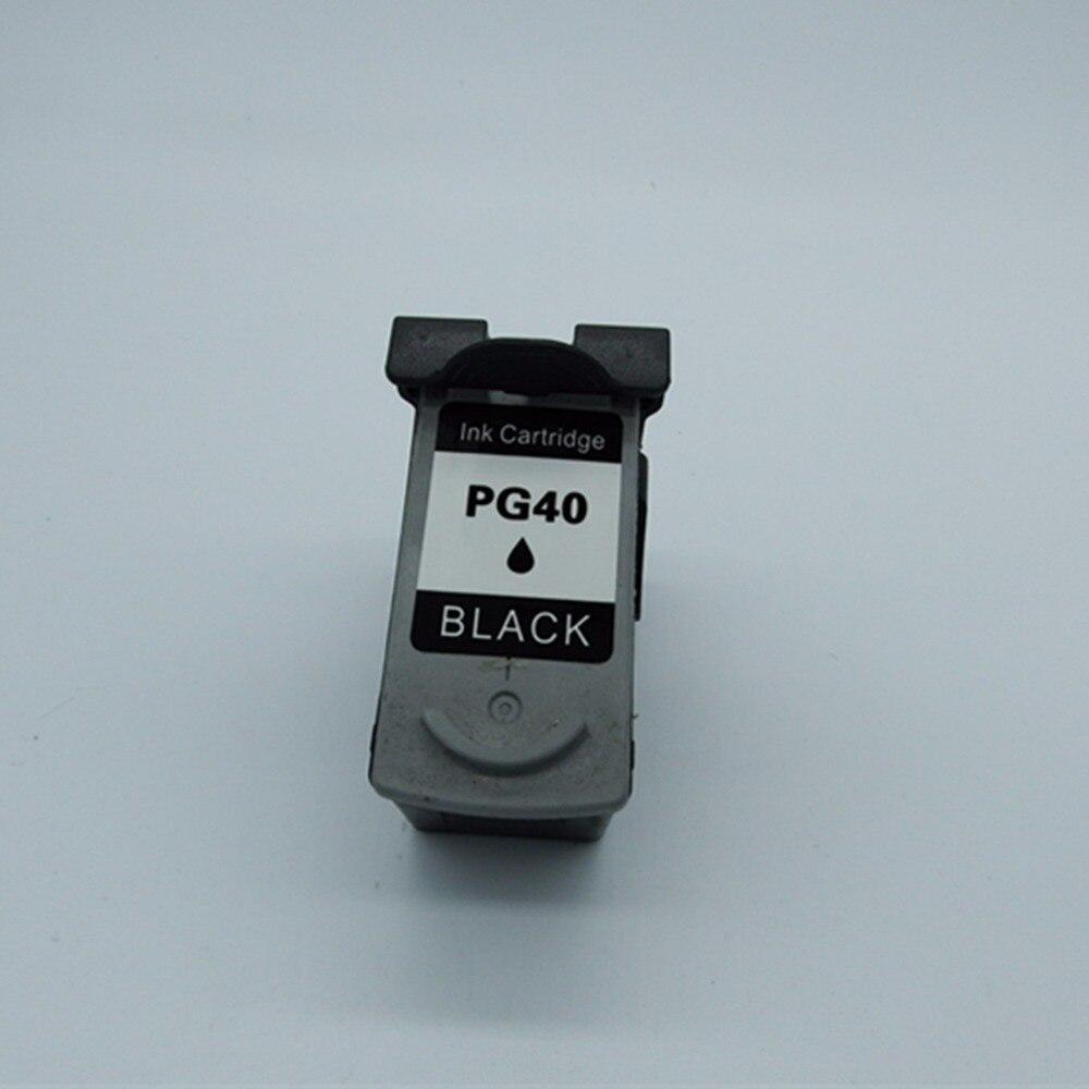 Czarne regenerowane wkłady atramentowe kartridż do Canona PG-40 PG 40 PG40 Pixma MP198 na link JX200 JX201 JX300 JX500 drukarka atramentowa