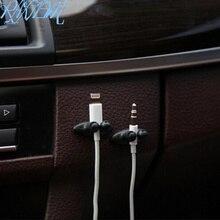 Pince de chargeur de voiture 8 pièces   Câble USB, pince de voiture pour Ssangyong Tivoli XLV Kyron Actyon Korando Rexton Rodius