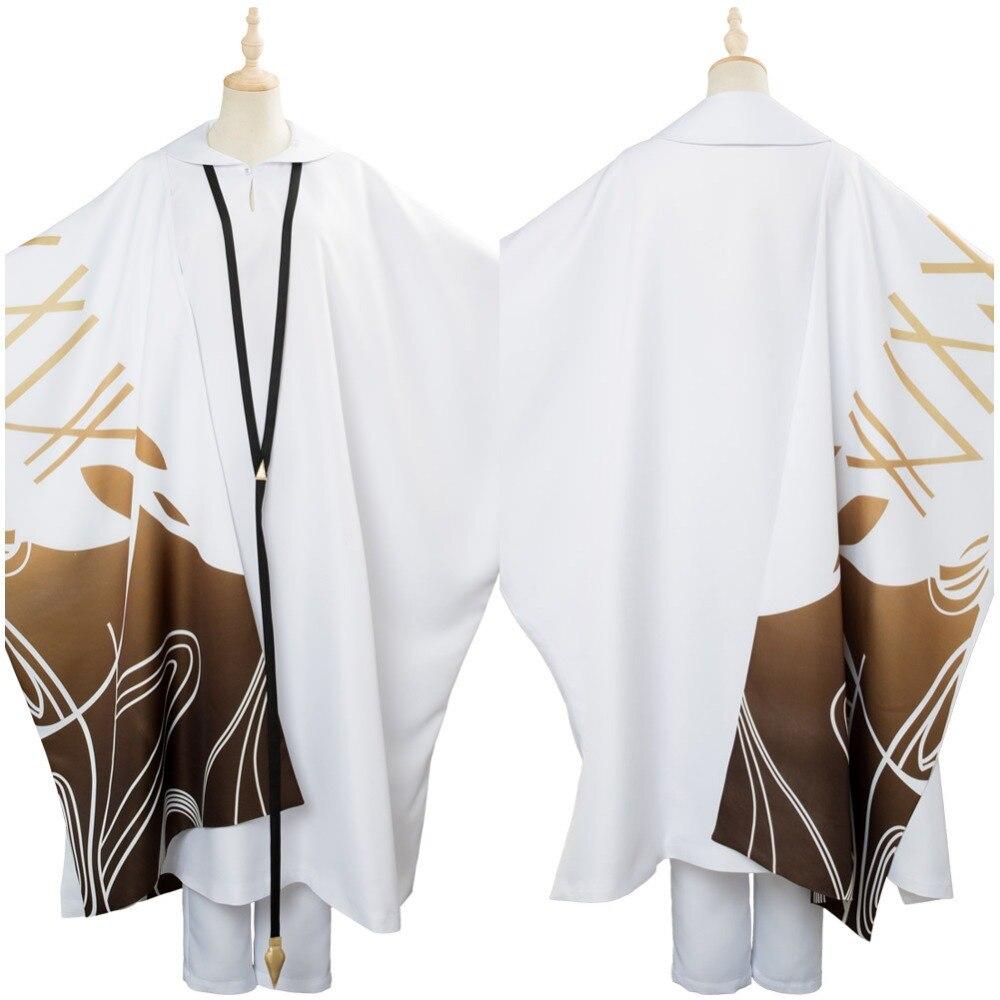 El destino de la Gran Orden Cosplay Enkidu Cosplay traje Kimono vestido Carnaval de Halloween del traje de Cosplay