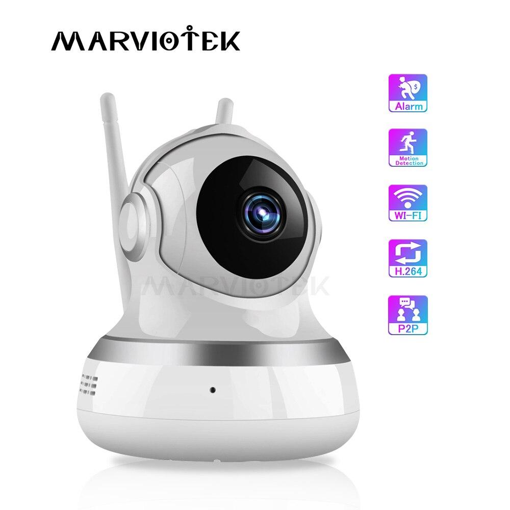 Домашний монитор безопасности для малышей ip wifi камера безопасности мини камера HD беспроводная видео няня камера ночное видение камера для малышей телефон для малышей