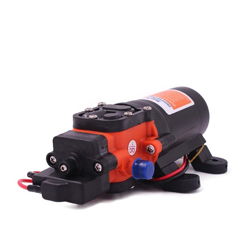 12 v bomba de água de diafragma elétrica 35psi 4a max marinha rv barcos de seaflo acessórios do barco marinho