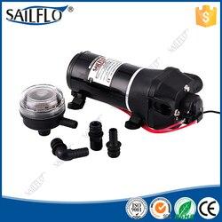Sailflo FL-40 12 v 17LPM 40psi nachfrage druck frische membran wasserpumpe für Marine/RV/Wasser heizung